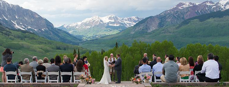 Outdoor Wedding 2 UCC Crested Butte