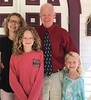 Pastor Tim Clark and Family-UCC-Crested Butte
